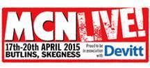 MCN Live! April 17-20 2015